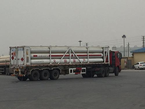 液化天然气低温贮存方法
