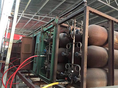 解析液化天然气泵管线震动的原因